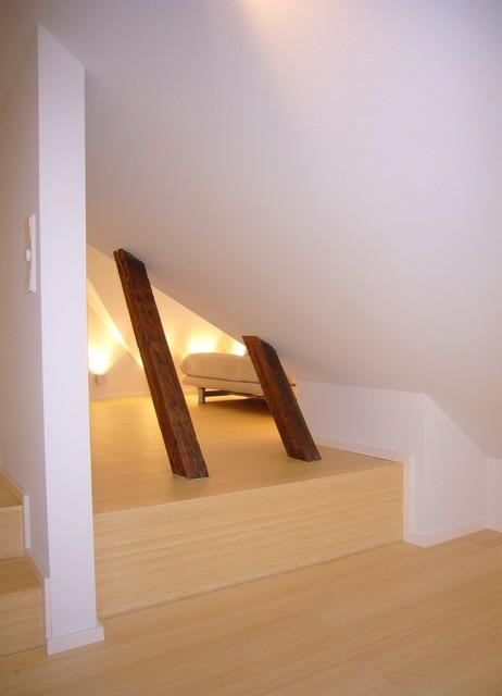 privathaus mainz umbau dachgeschoss. Black Bedroom Furniture Sets. Home Design Ideas