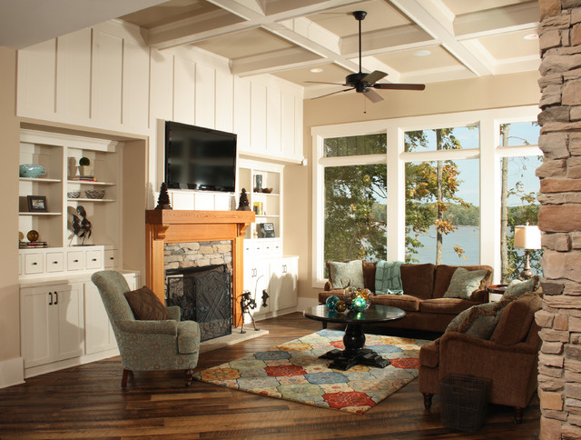 Lake House Interior Design Ideas 10. House Decorating Ideas
