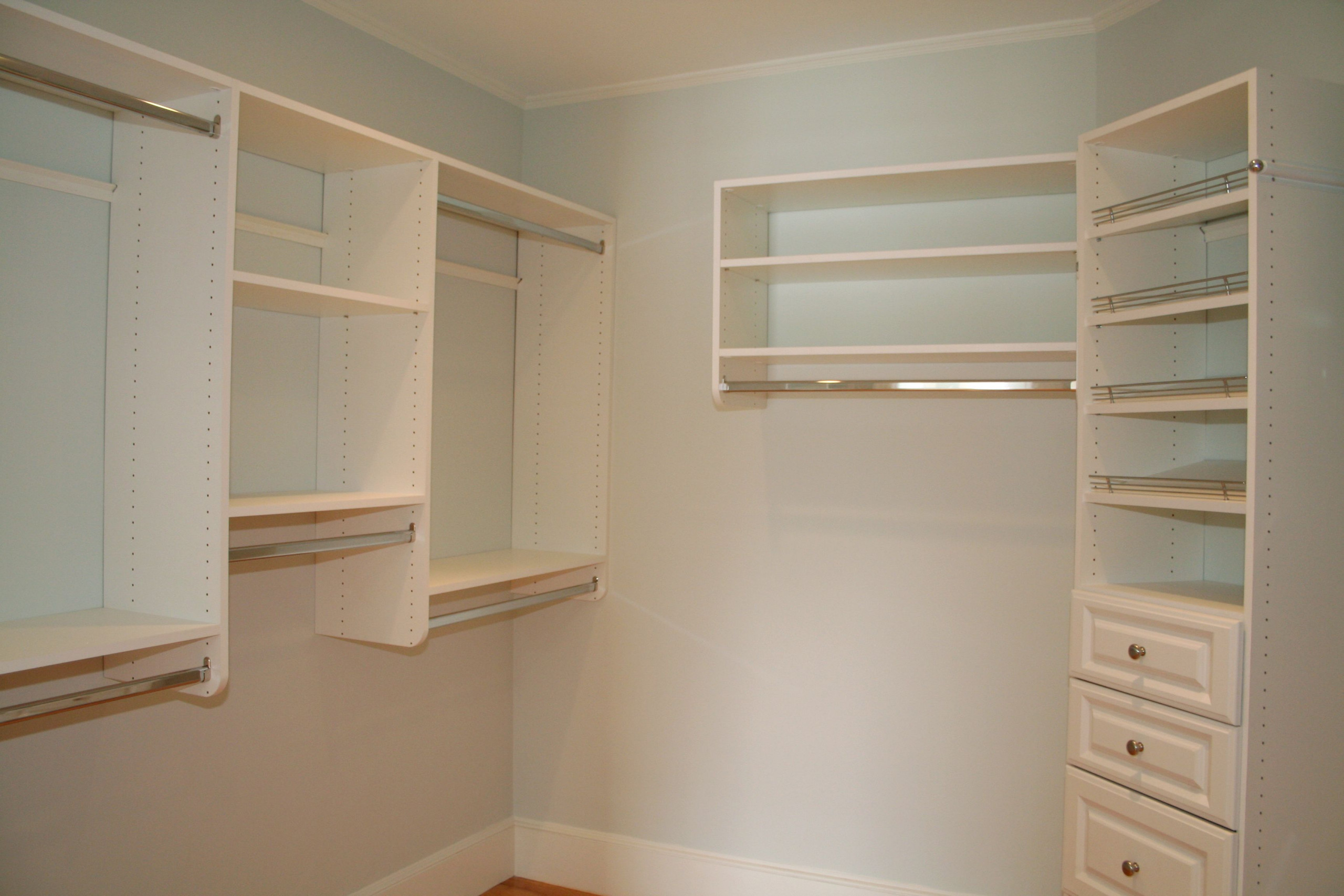 Master with Walk-In Closet