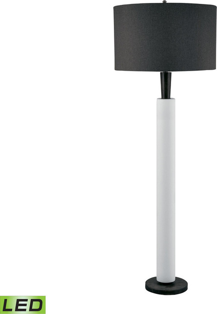 Reuben Floor Lamp, Natural