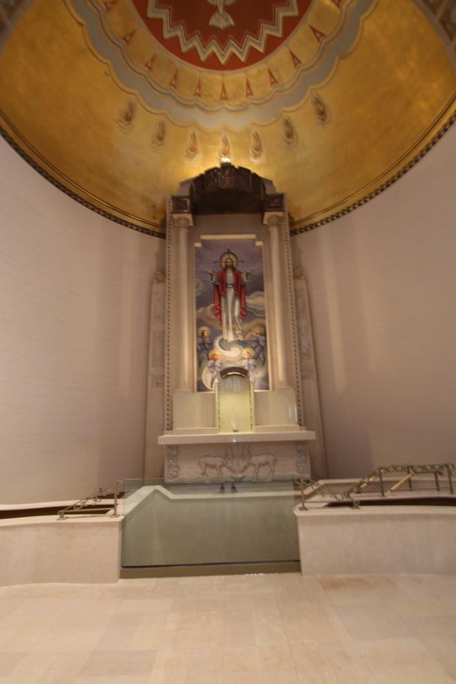 Church Marble Baptismal