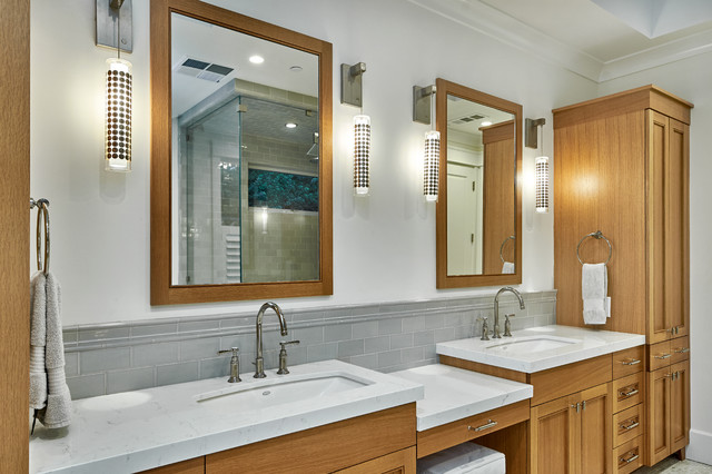 Example of a classic home design design in San Francisco