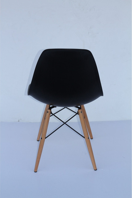EAMES STYLE DAW DINING SIDE CHAIR Midcentury Dining  : midcentury dining chairs from www.houzz.co.uk size 428 x 640 jpeg 33kB