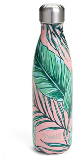 Swell Palm Beach Stainless Steel Water Bottle Tropical