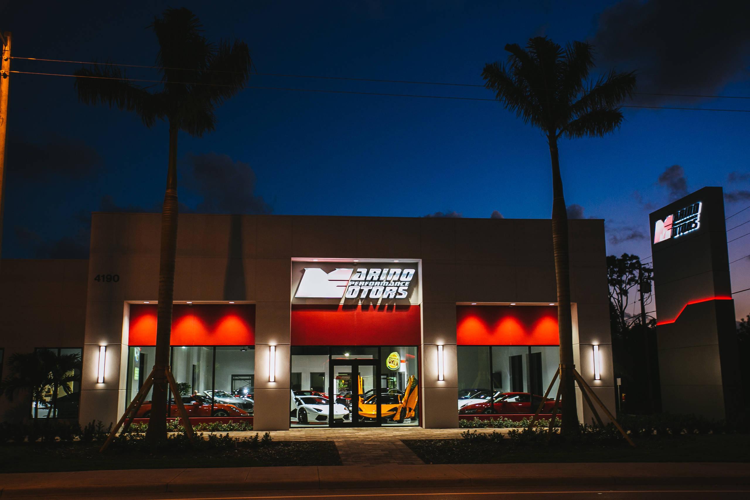 Marino Performance Motors