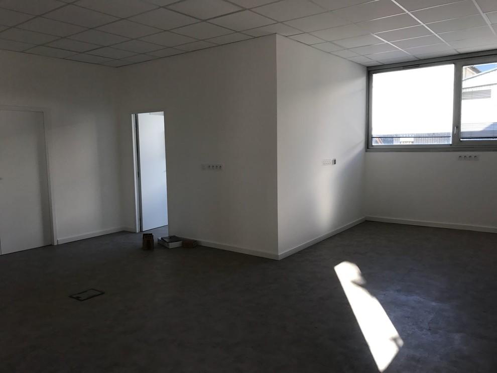 Rénovation de bureaux