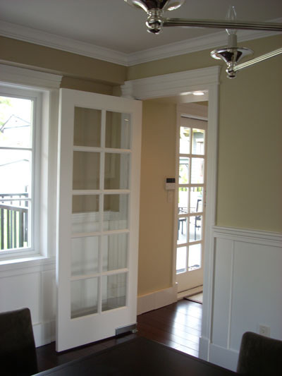 Dining Room Interior Doors