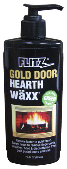 Flitz Gold Door Hearth Wax - Traditional - Heating And Cooling - by ...