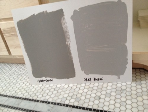 Need Help Choosing Gray For Vanity Asap