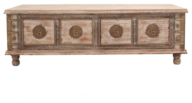 Magway Wooden Coffee Table