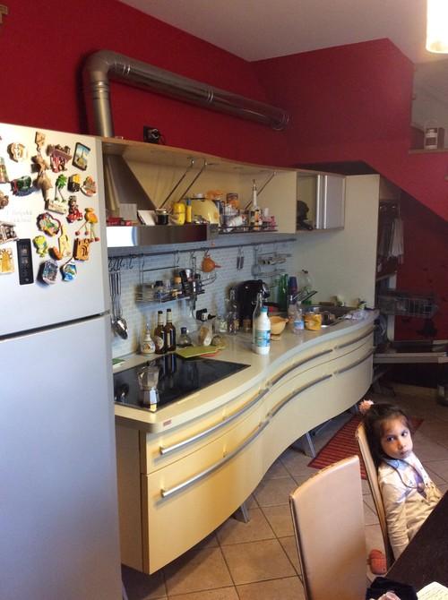 Come colorare la cucina
