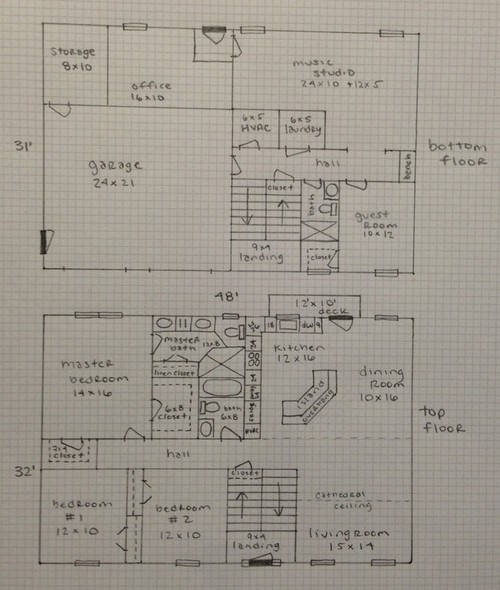 Side Split Foyer House Plans Side Free Printable Images House