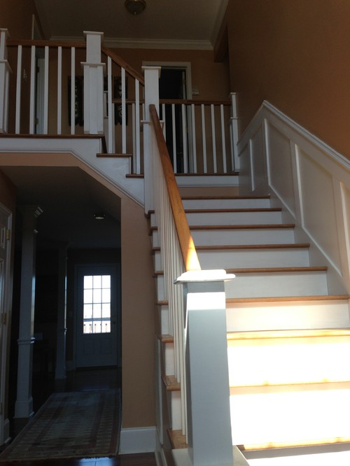 Need Help Picking Paint Color For My Staircase And How To