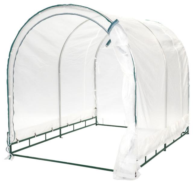True Shelter 6&x27; X 8&x27; Portable Green House.