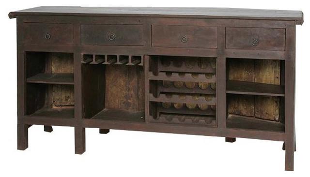 MEVA Furniture, Timeless Old Front Bar Counter