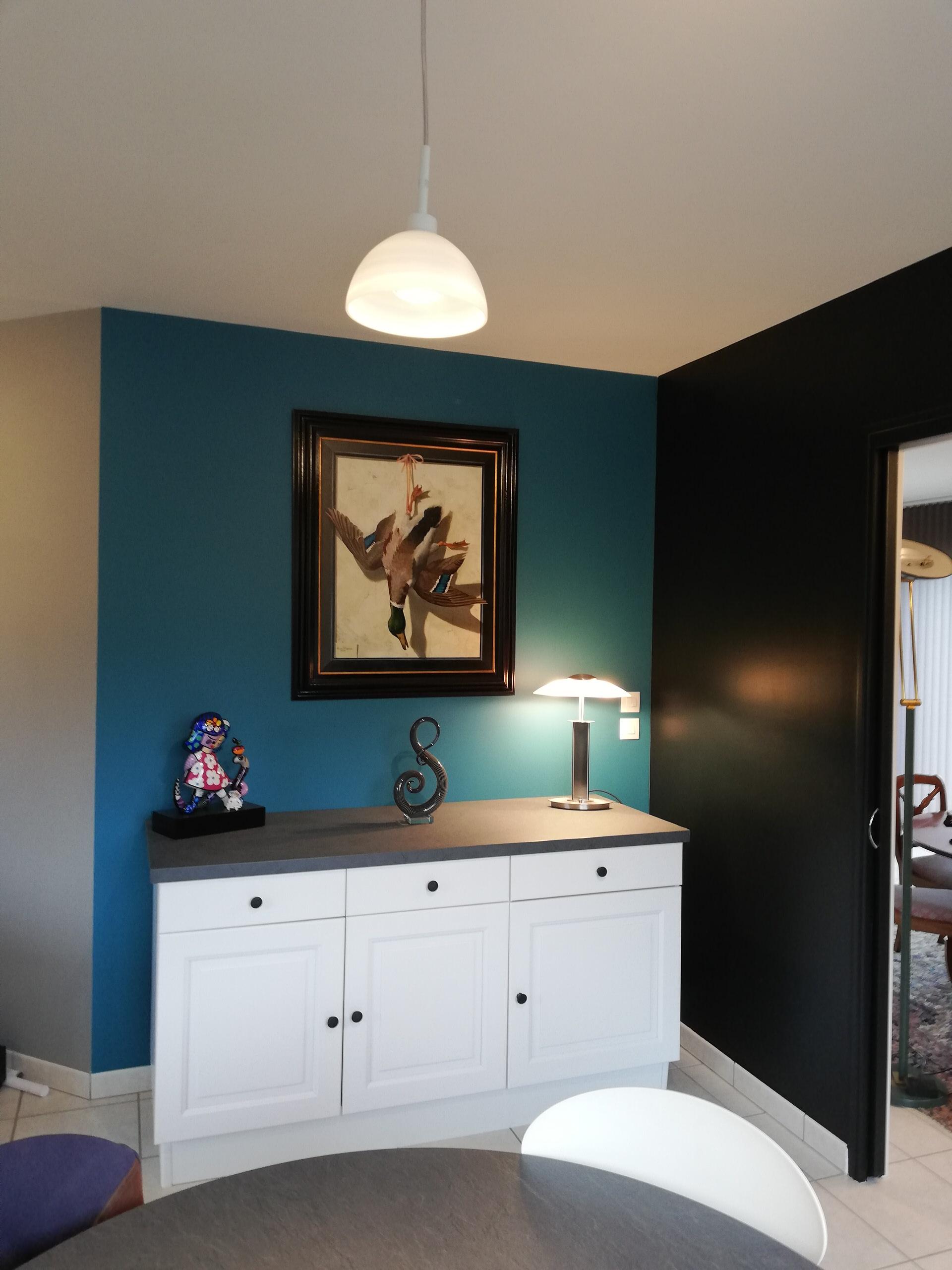 Relooking d'une maison oser le papier peint panoramique