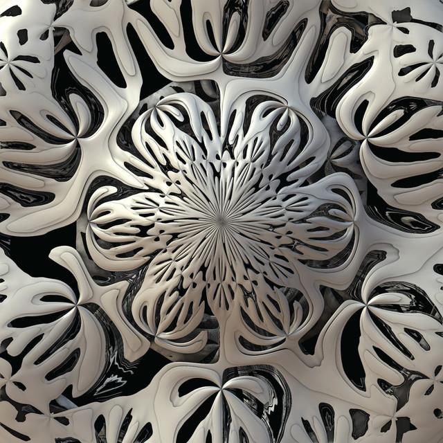 geometric wall sticker decal art exoskeleton by lyle wallsticker ur geometric