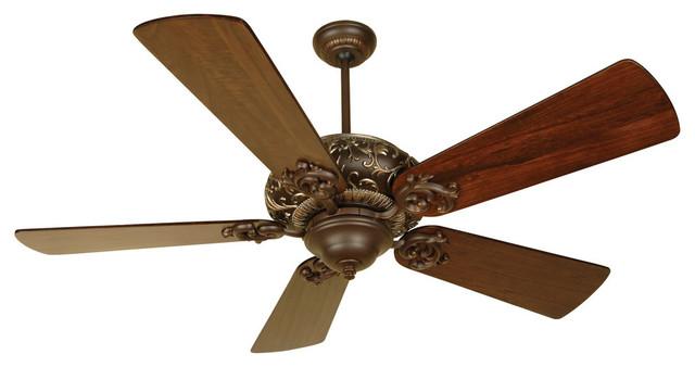 Ceiling Fan, Oa52agvm Motor, B554pd-Wal Blade.