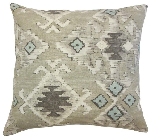 Southwestern Print Throw Pillows : The Pillow Collection 18