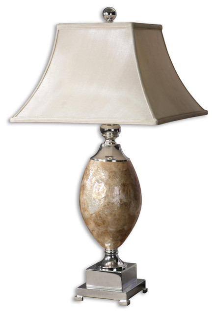 Uttermost uttermost mother of pearl table lamp 26981 view in uttermost mother of pearl table lamp 26981 transitional table lamps aloadofball Image collections