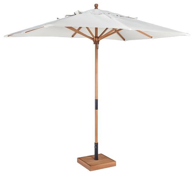 Bali Hai Market Umbrella With Base.
