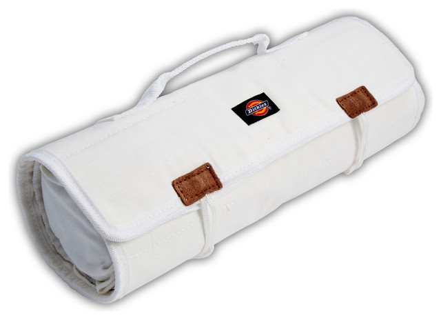 White Small Paint Brush Roll - Industrial - Garage And Tool Storage - by Steelman