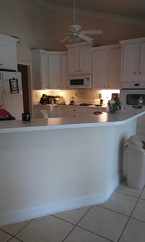 Hi I Am Trying To Do Some Updates To My Home. We Have Been Here 2 Yrs And  Havenu0027t Done Anything. We Have Saved A Little Money And Wanted To Update  Kitchen.