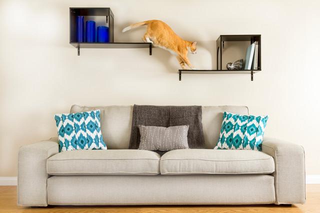 prevent cat from scratching furniture