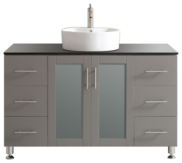 Beautiful Contemporary Bathroom Vanities And Sink Consoles by Vinnova