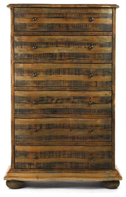 Calvert Recycled Pine Dresser.