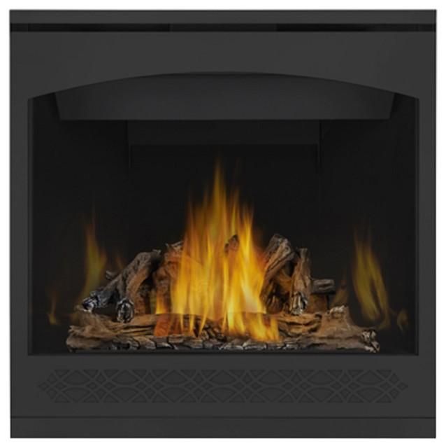 Napoleon Ascent Gas Fireplace.