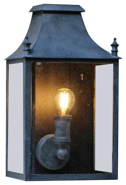 Blenheim Coach Outdoor Wall Light, Small
