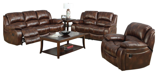 Sofa Loveseat Glider Recliner Chair Combo Traditional Recliner Chairs By E Motion Furniture