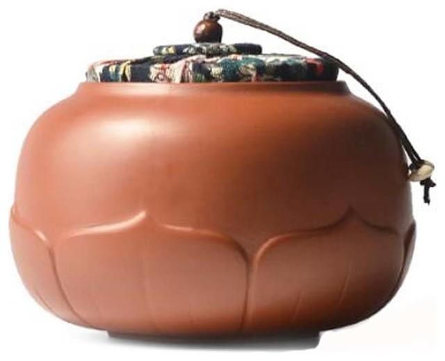 Chinese Ceramics Tea Jars Coffee Tins Storage Jars For Tea Loose Leaf.