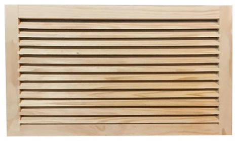 Woodairgrille Wood Return Air Grille 24 Quot X12 Quot Standard