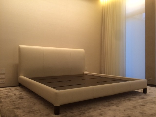 Custom Bed (Custom Furniture and Upholstery)