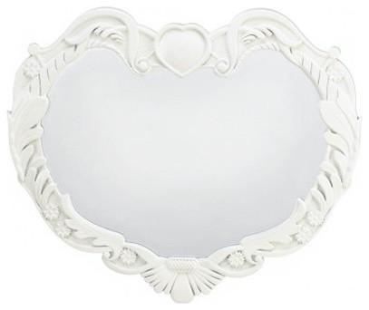 Angel Heart Wall Mirror. -1