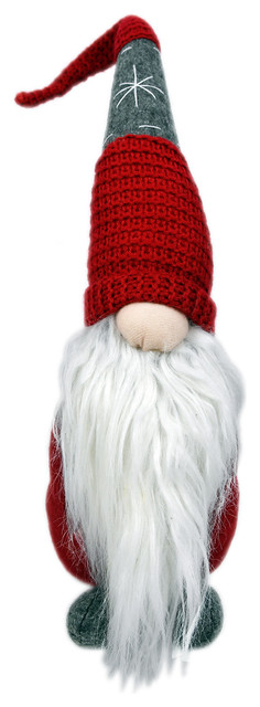 "Standing Holiday Gnome ""ivar""."