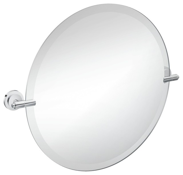 Iso Mirror, Chrome.
