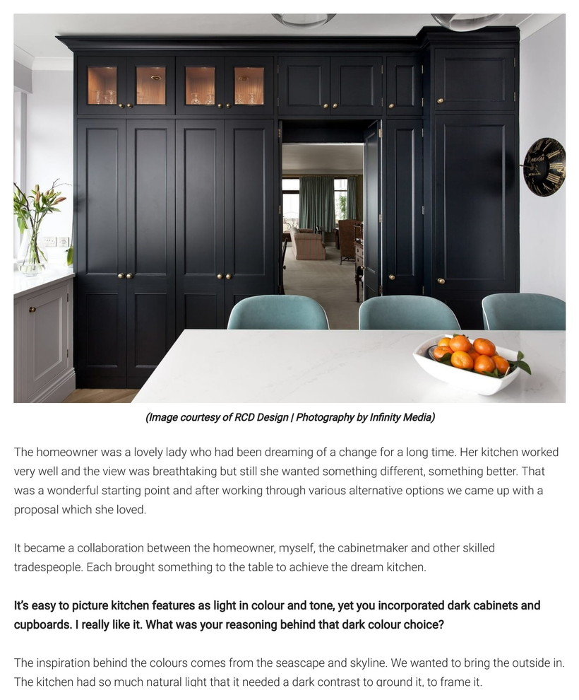 Editorial Feature on RCD Design