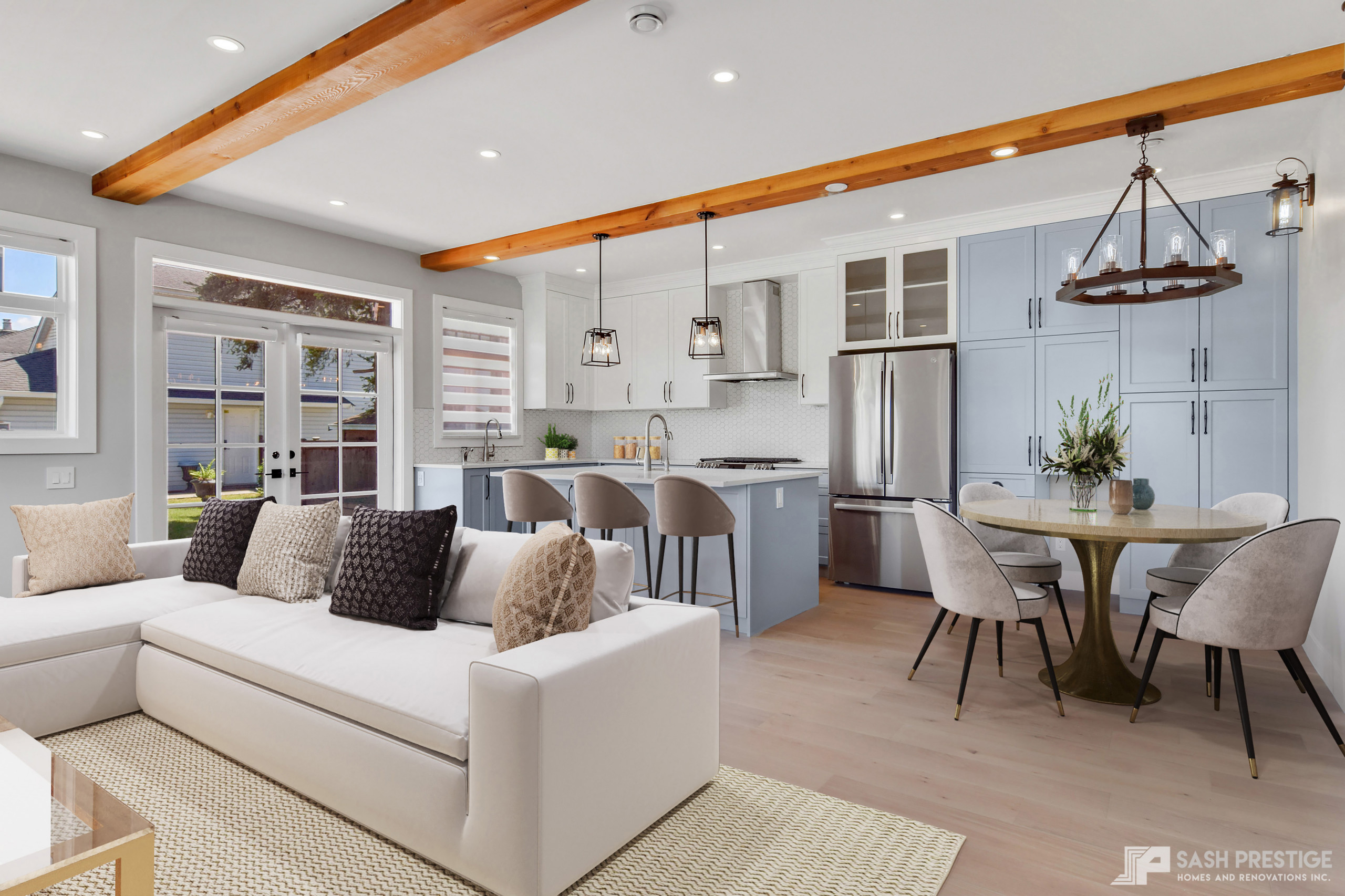 New Home for Young Family- Richmond, B.C.