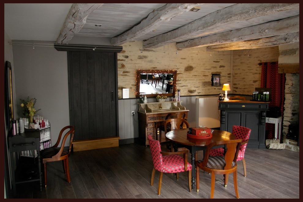 L'autre Salon, entre salon de coiffure et salon de thé