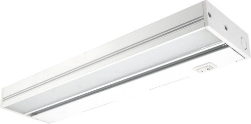 NICOR Slim 40 inch Dimmable White LED Under Cabinet Light Fixture