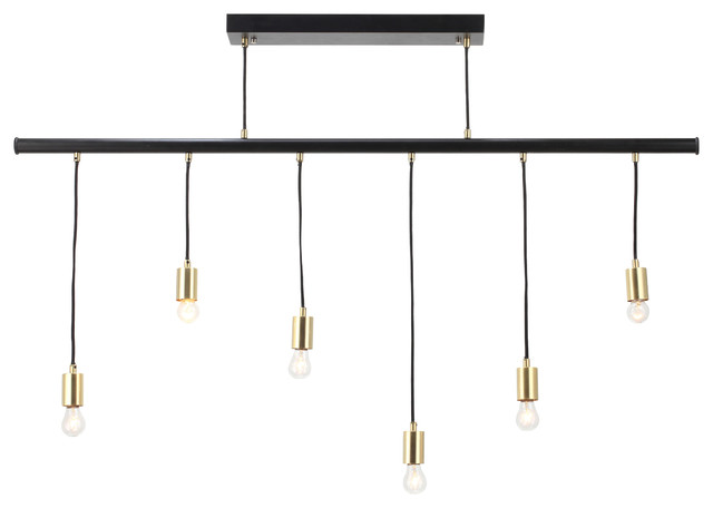Acton Industrial Kitchen Pendant Light.