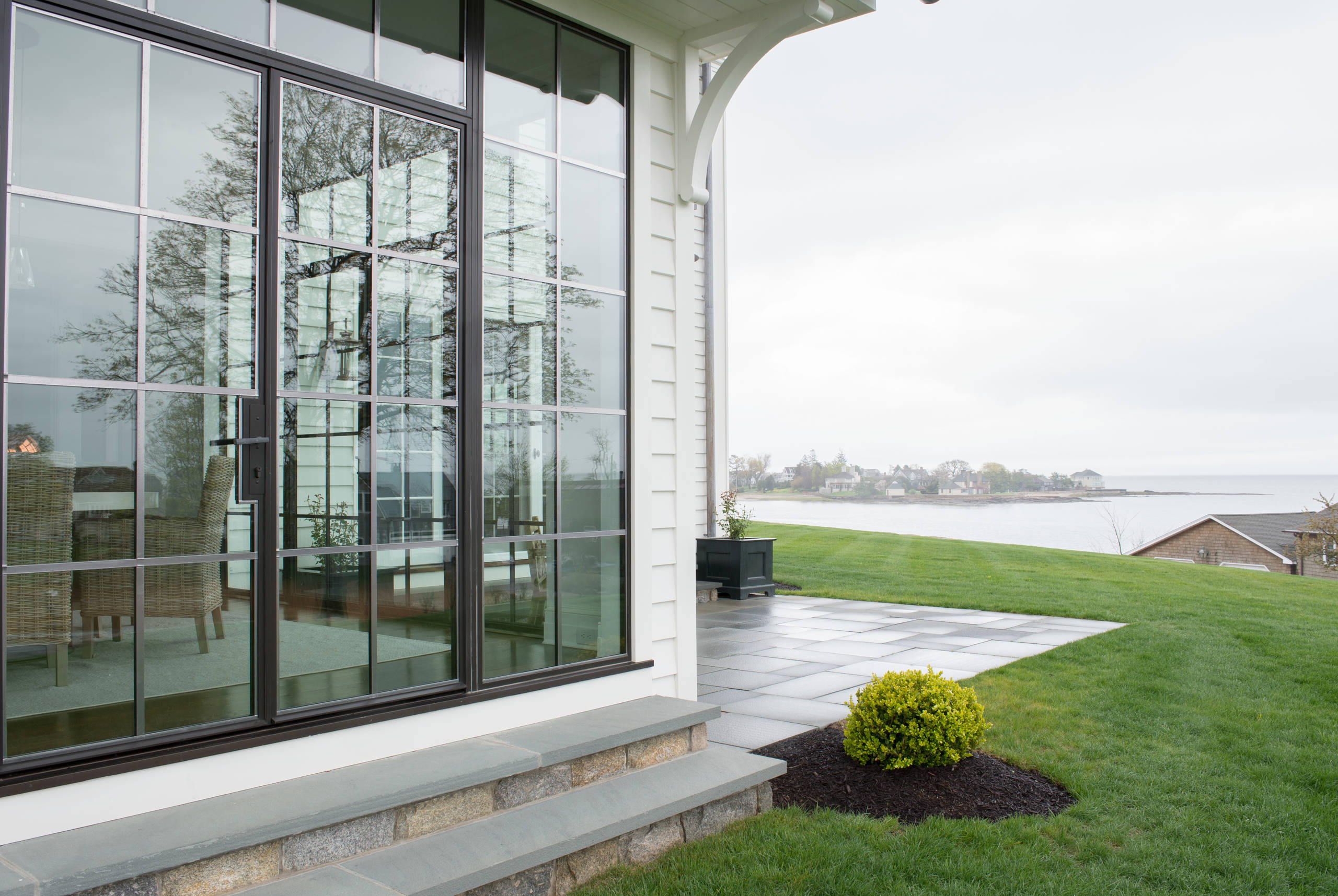 Coastal Connecticut custom compound