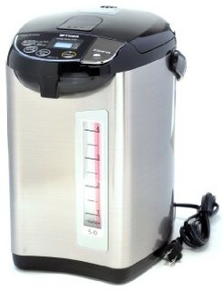 Tiger Electric Water Dispenser 5 0 Liter Traditional Hot Dispensers By Superco International Inc