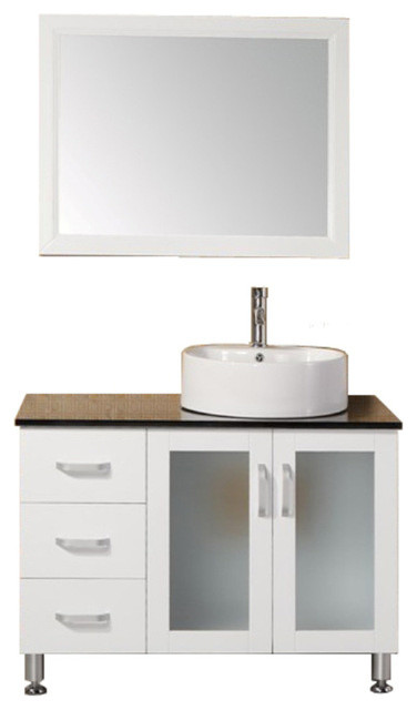 39 single sink vanity set white bathroom vanities and sink