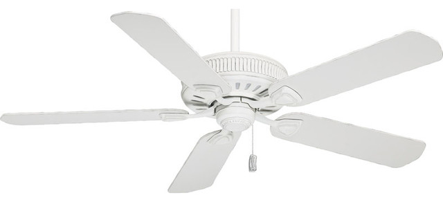 "Casablanca 54000 Ainsworth Cottage White Energy Star 54"" Ceiling Fan."
