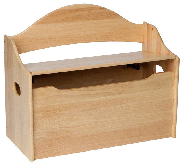 Stupendous Gift Mark Toy Chest With Bench Natural Caraccident5 Cool Chair Designs And Ideas Caraccident5Info