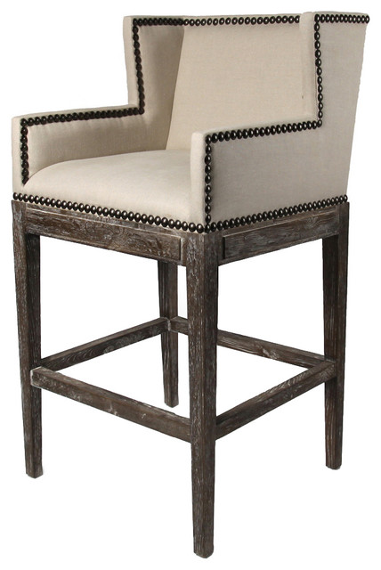 Perfect Traditional Bar Stools And Counter Stools by Kathy Kuo Home